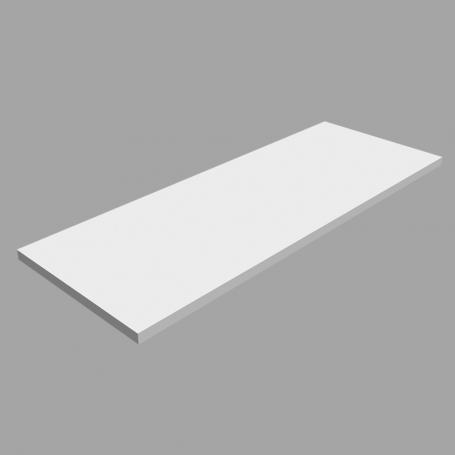 Półka regałowa - laminowana - LSS BIAŁA 800x300