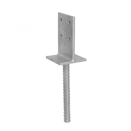 Podstawa słupa do betonu - wpuszczana - PSW