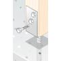Wkręt do drewna z łbem sześciokątnym - PWD (opakowanie)