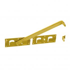 Zasuwa bramowa rygiel - WBR 440x70x180