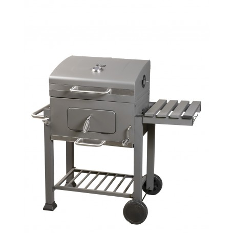 Grill ogrodowy - James Deluxe - z termometrem