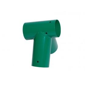 Łącznik belki okrągłej fi 100 - zielony - GHVO