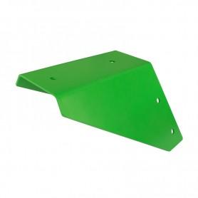 Łącznik belki kwadratowej 90x150x3,0 zielony - GHMK