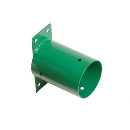 Łącznik ścienny belki okrągłej Φ 100 - zielony - GHSO