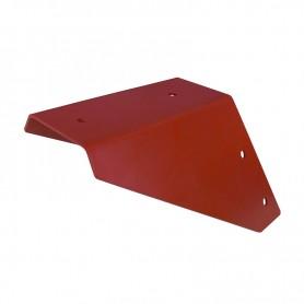 Łącznik belki kwadratowej 90x150x3,0 czerwony - GHMK