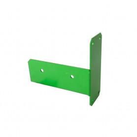 Łącznik ścienny belki 90x200x3,0 zielony - GHLS