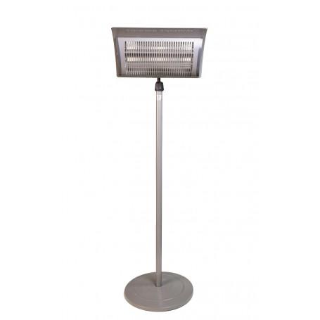 Promiennik podczerwieni stojący - Virgo - 2000W