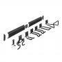 Zestaw 9 ściennych haków garażowych - Goliat SGK