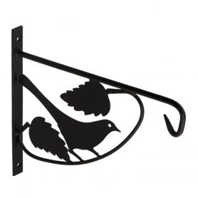Uchwyt na kwietnik - Ptak czarny - UK 3 210x250