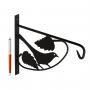 Uchwyt na kwietnik - Ptak czarny - UK 3