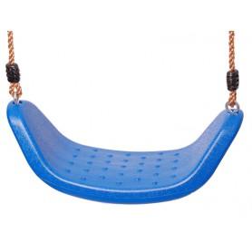 Siedzisko plastikowe - niebieskie - GHS 2