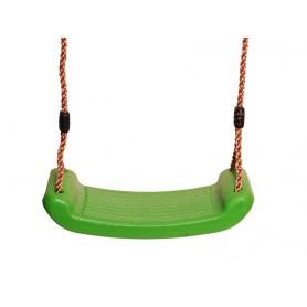Siedzisko plastikowe 41,5x17 zielone - GHS 1
