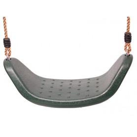 Siedzisko plastikowe LUX 52x20 zielone - GHS 2