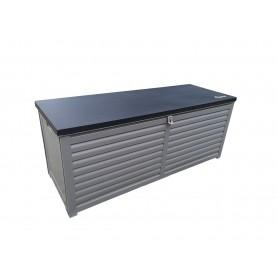 Skrzynia ogrodowa z siedziskiem - Larus 390 L