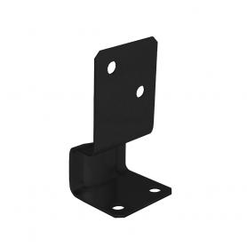 Podstawa słupa - do betonu - PSK - czarna