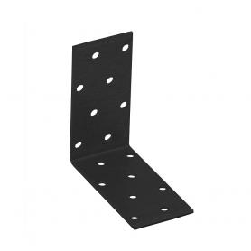 Ozdobny kątownik montażowy - czarny - KM 7