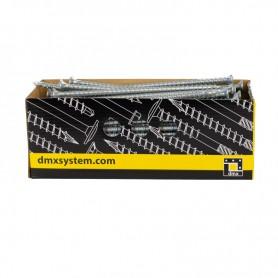 Wkręty ciesielskie pełny gwint łeb stożkowy 8mm - CPS - karton