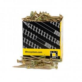 Wkręty ciesielskie z łbem stożkowym 4,5 mm - CS - karton 200 szt